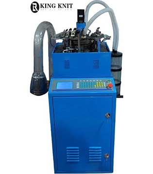655dc7df994 Cap   Scarf Machine. Produce Cap or Scarfs with more than 6 jacquard colors